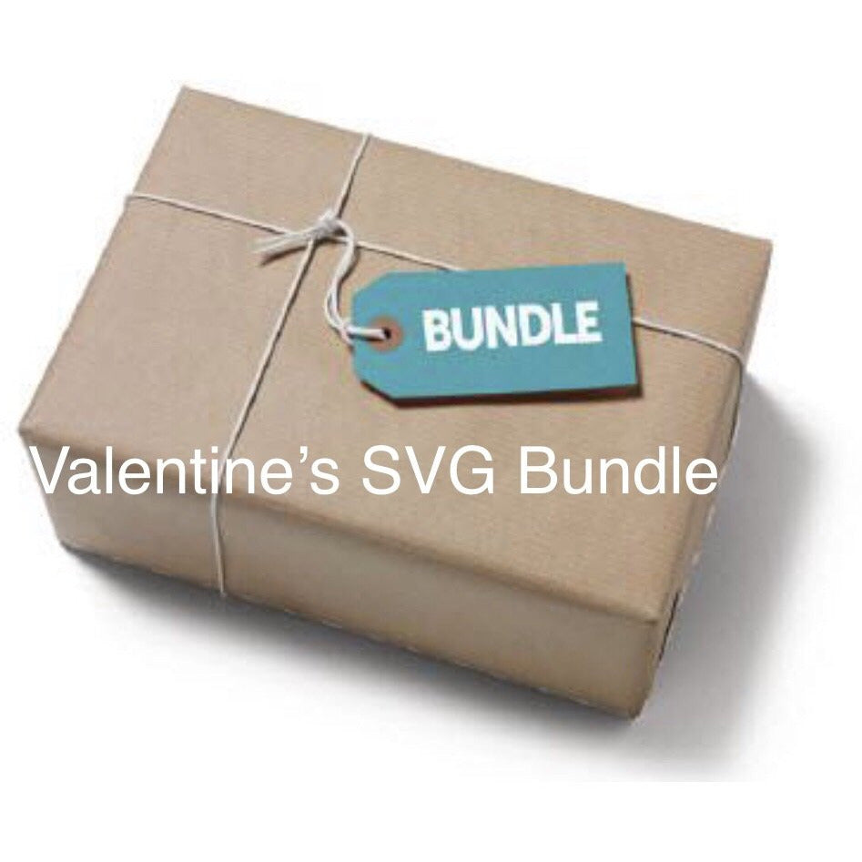 SVG Valentine's SVG Bundle - JPIBlanks.com