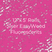 "12""x5' Roll Siser Easyweed Fluorescents - JPI Blanks"