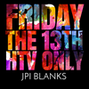 (Pre Sale) FRIDAY THE 13TH HTV ONLY BOX - JPIBlanks.com