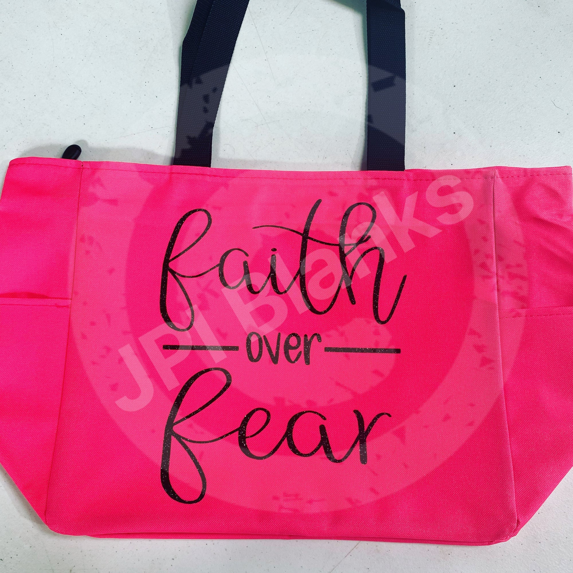 SVG Faith Over Fear SVG - JPIBlanks.com