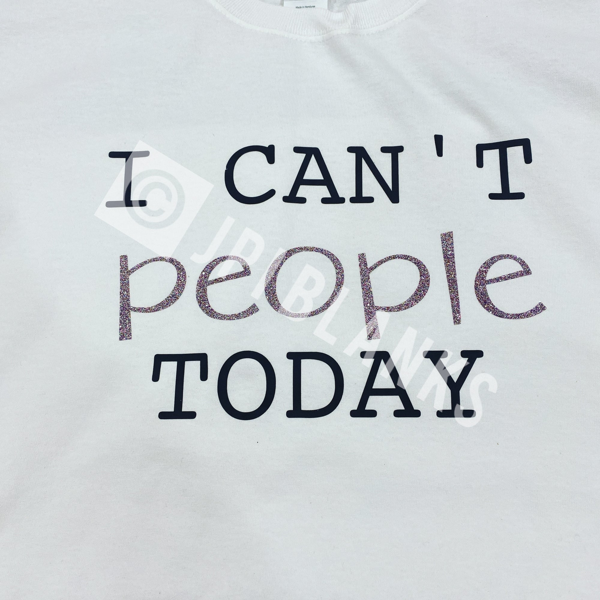 I CAN'T PEOPLE TODAY SVG - JPIBlanks.com