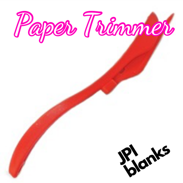Paper Trimmer - JPI Blanks
