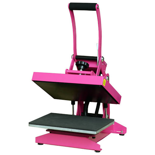 "Pink Craft Heat Press 9"" x 12"" - JPIBlanks.com"