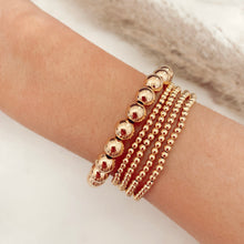 Load image into Gallery viewer, Golden Beaded Bracelets