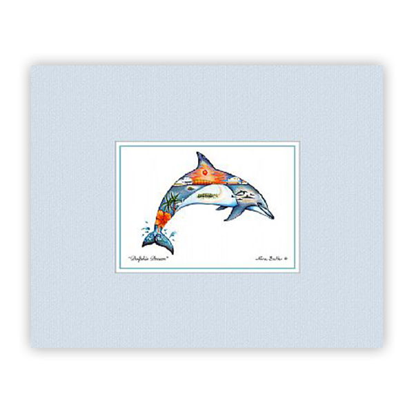 Dolphin Dream Mini Prints