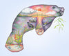 Giclees on Canvas - Manatee Fantasy