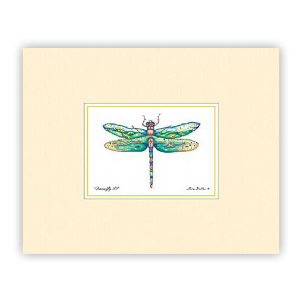 Damselfly II Mini-Prints