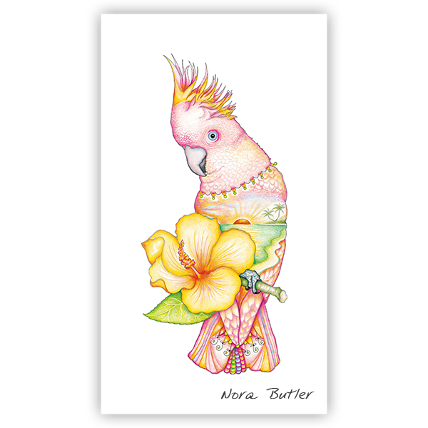 Tutti Fruitti Limited Edition Print by Nora Butler