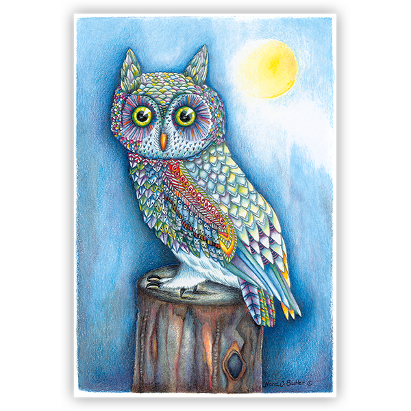 Night Owl by Nora Butler Designs