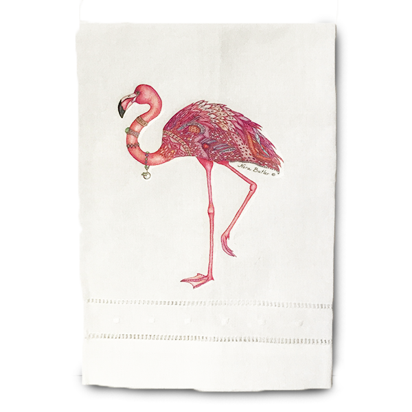 Nora Butler Guest Towel in Any Design