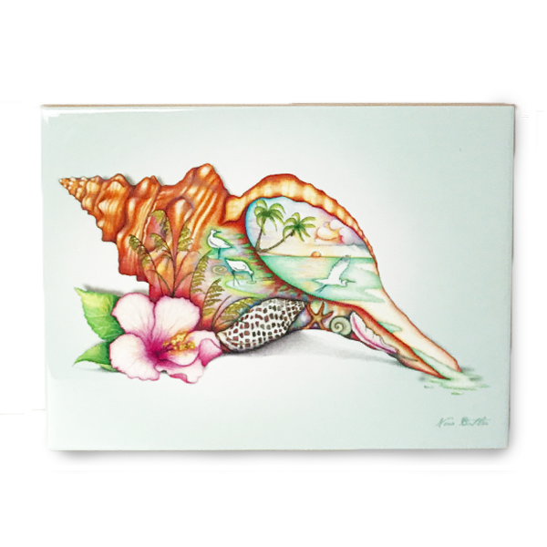 8x12 Tile in Select Designs
