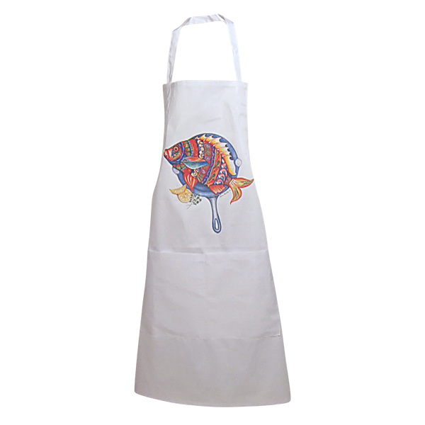 Chef's Apron With Any Design by Nora Butler
