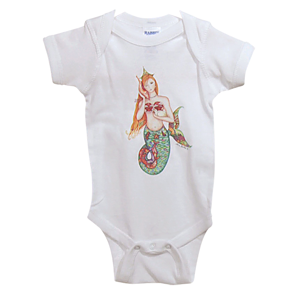 Baby's Onesie With Any Design