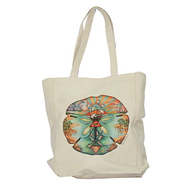 Tote Bag With Any Design by Nora Butler