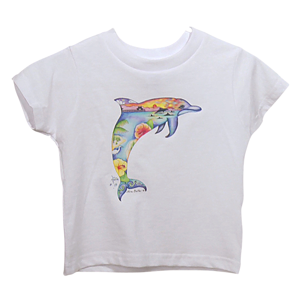 Toddler Tee With Any Design