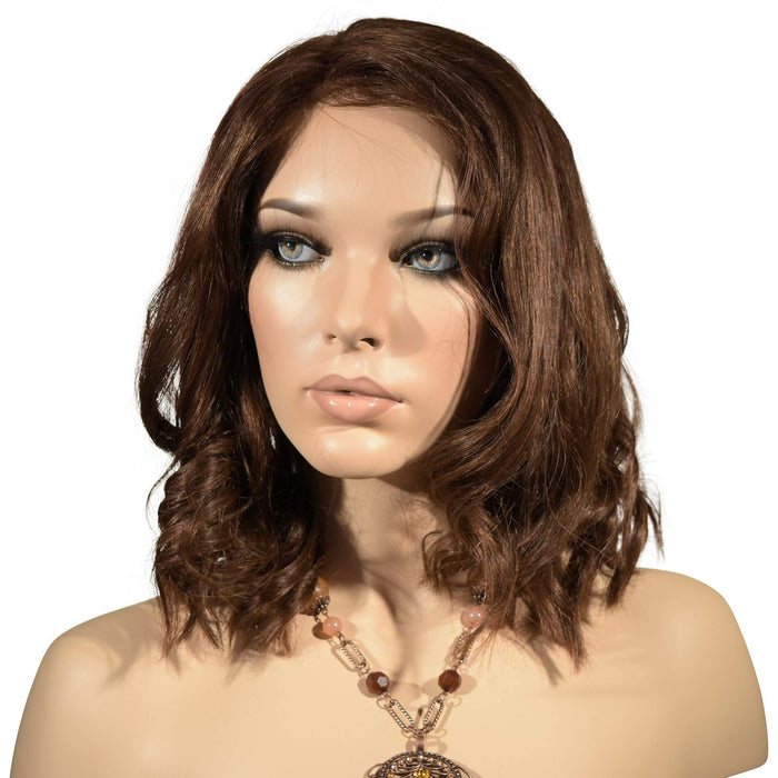Abby: Custom Human Hair Full Lace Wig - De Novo Hair