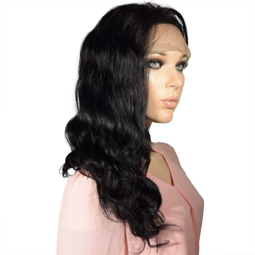 Bristol: Custom Body Wave Full Lace Wig - De Novo Hair