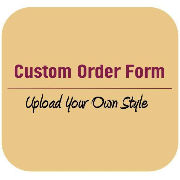 Custom Order With Your Own Style - De Novo Hair