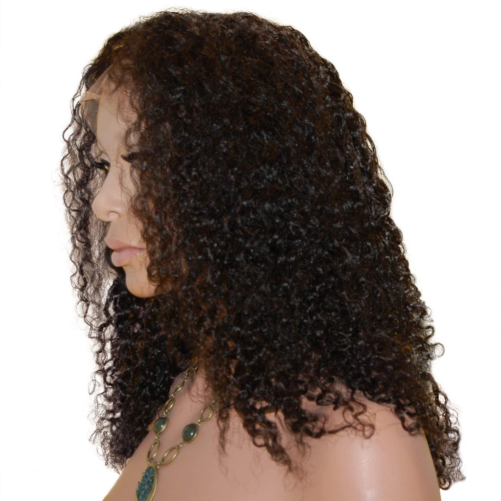 Eden: Custom Curly Full Lace Wig - De Novo Hair