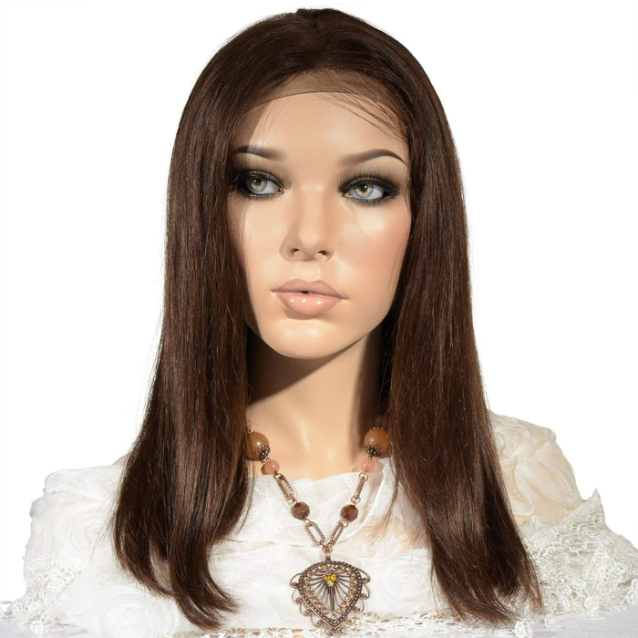 Etta Silky Straight Full Lace Wig - De Novo Hair