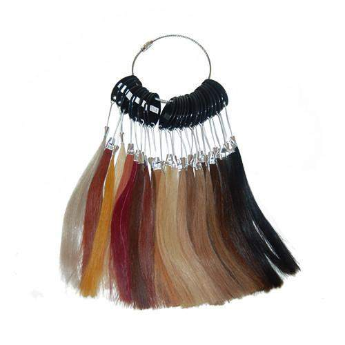Human Hair Color Ring for Lace Front Wigs - De Novo Hair