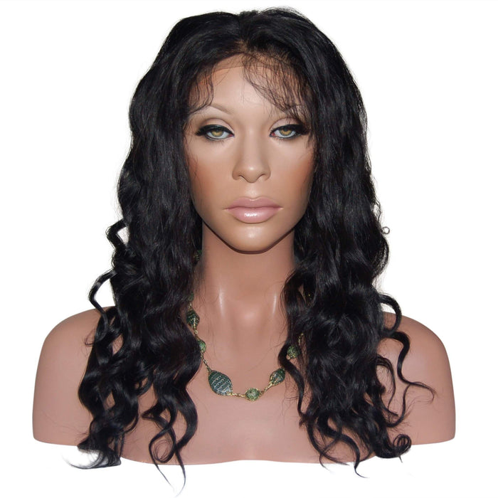 Jasmine: Custom Wavy Full Lace Wig - De Novo Hair