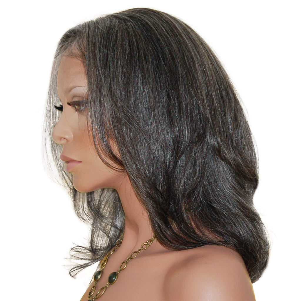 Kiley: Custom Human Hair Full Lace Wig - De Novo Hair
