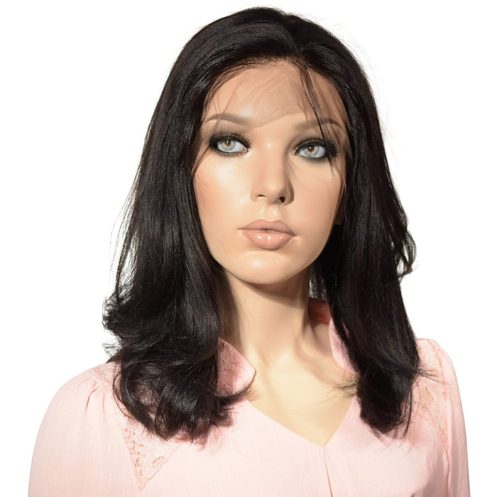 Lorie: Custom Human Hair Full Lace Wig - De Novo Hair