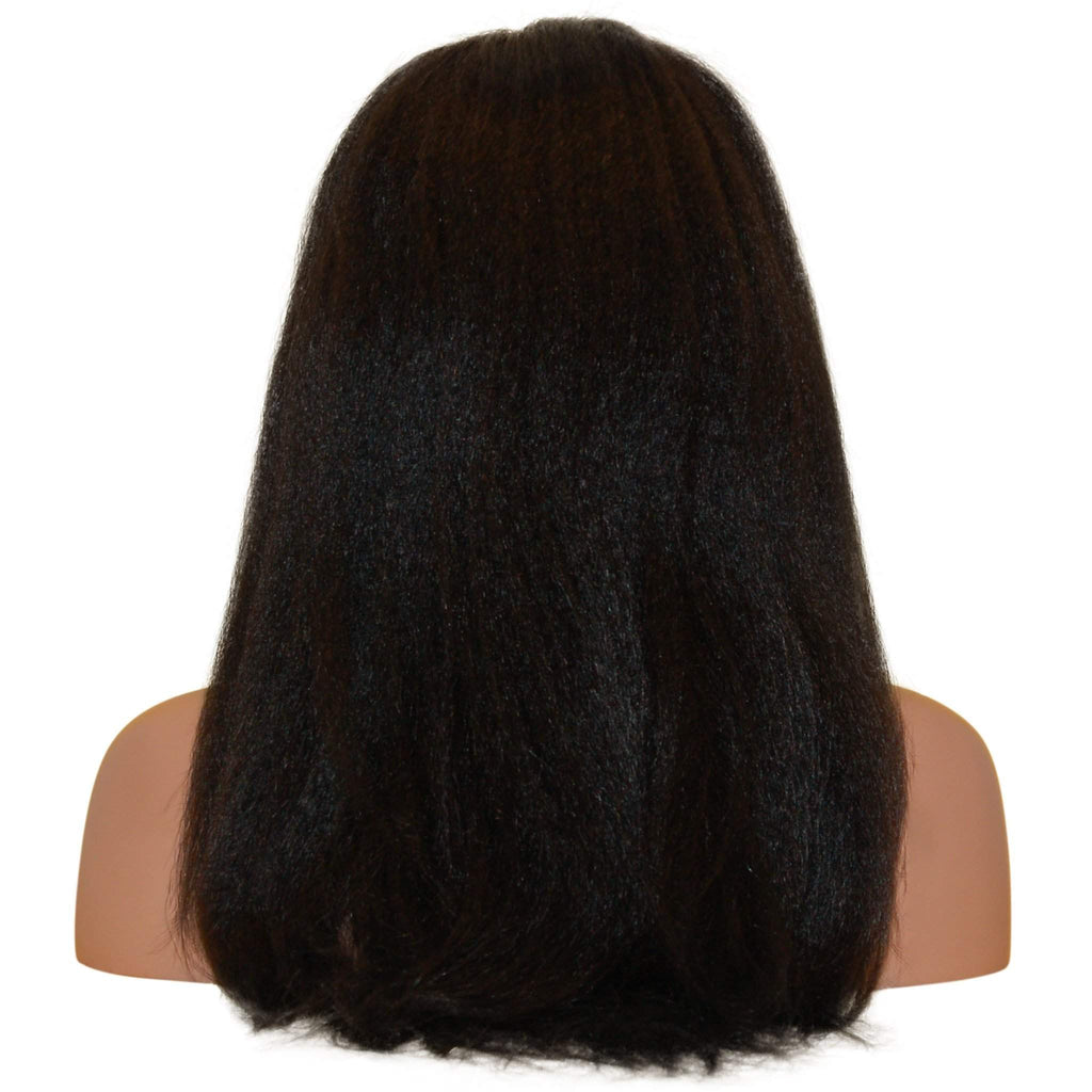 Marge, Natural Relaxed Wig - De Novo Hair