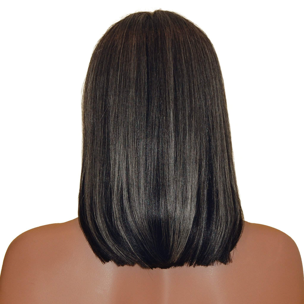 Marjorie: Custom Human Hair Full Lace Wig - De Novo Hair