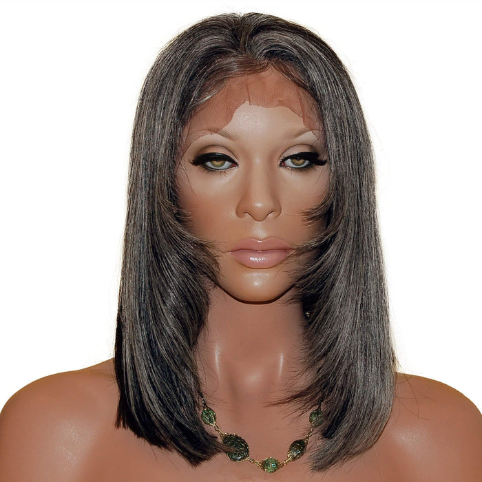 Marjorie: Custom Full Lace Wig - De Novo Hair