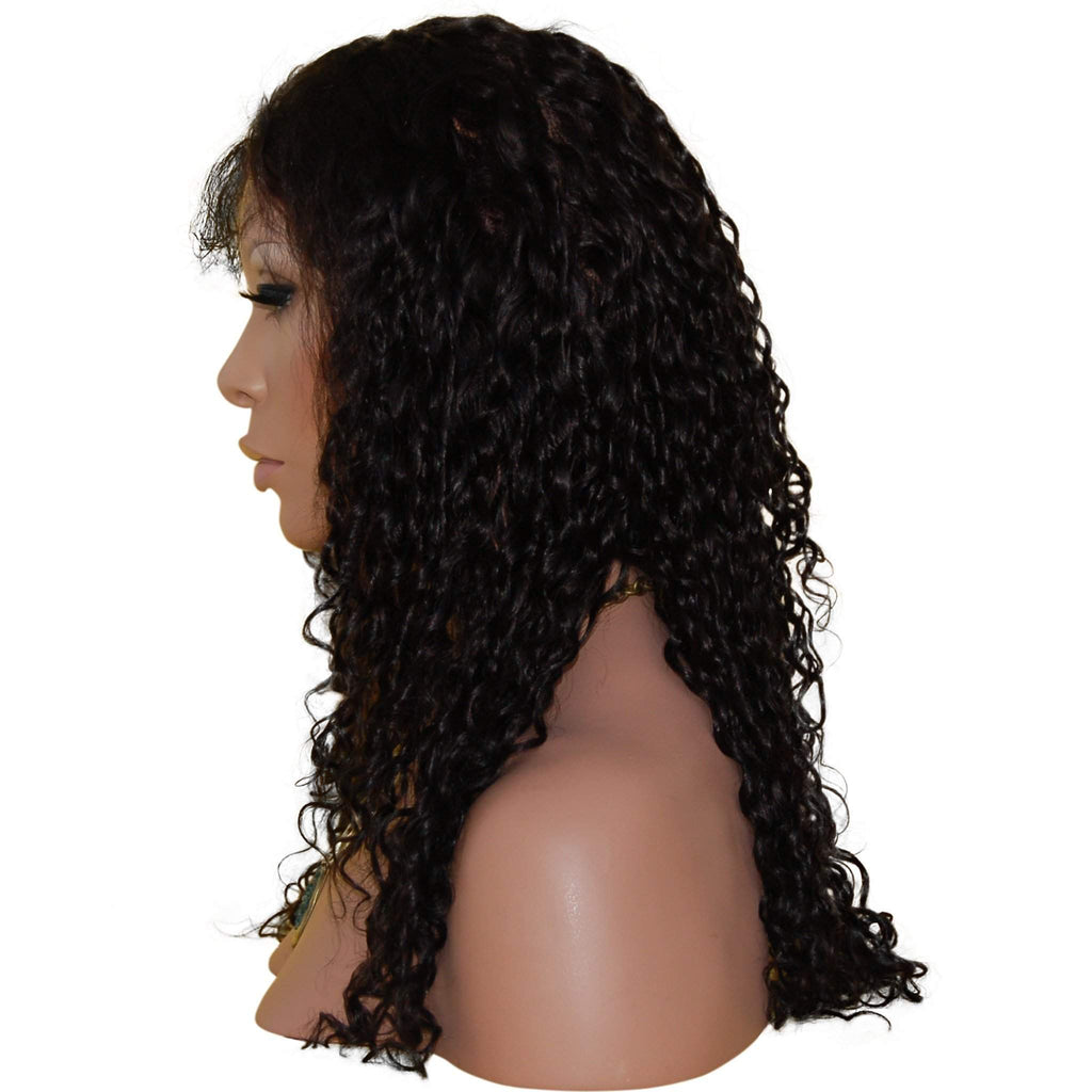 Meecy: Curly Full Lace Wig - De Novo Hair