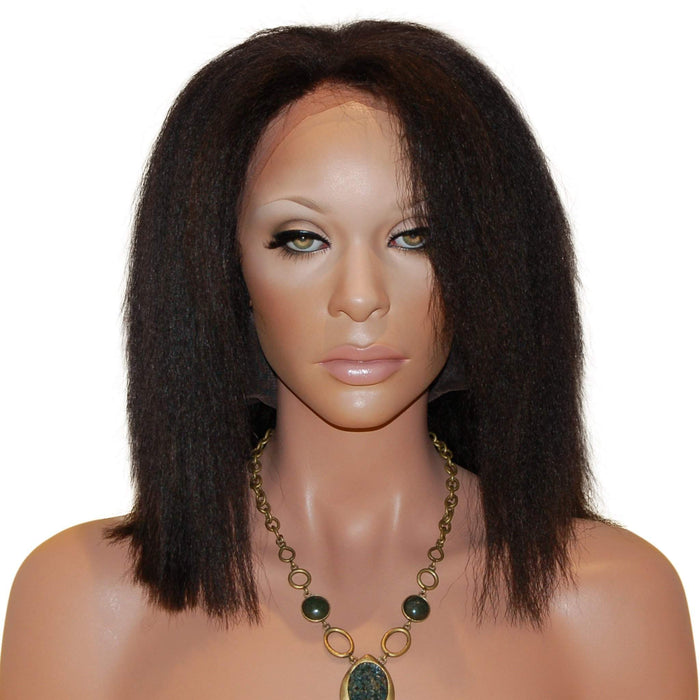 Michelle: Custom Human Hair Full Lace Wig - De Novo Hair