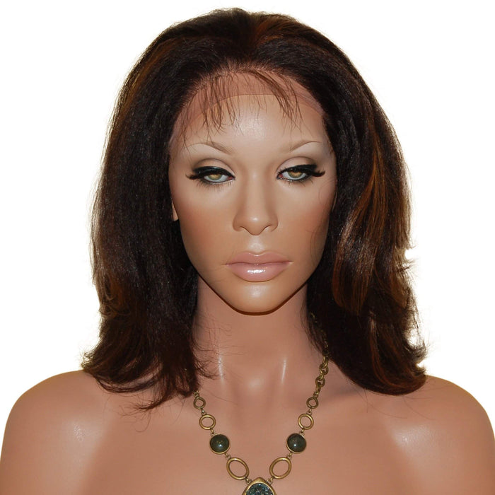 Semhal: Custom Human Hair Full Lace Wig - De Novo Hair