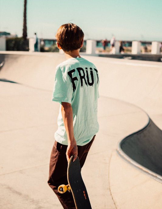 Casual Früt Mint T-shirt