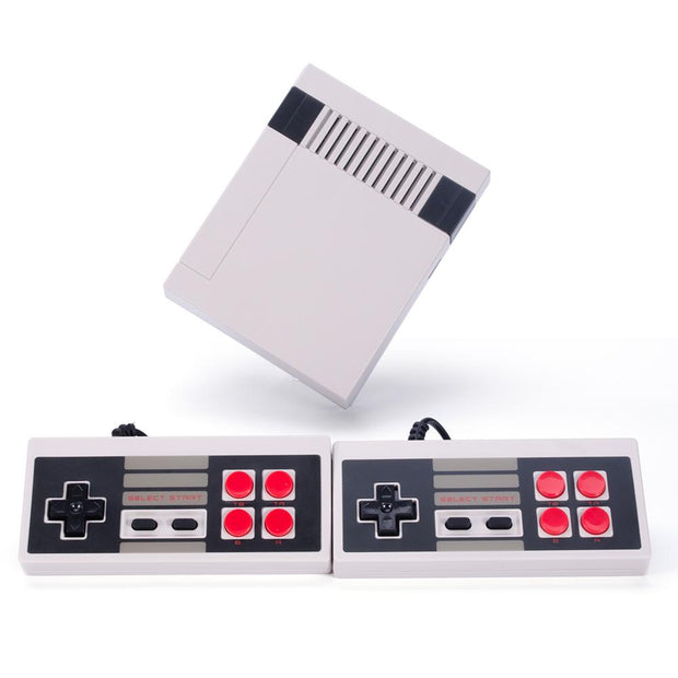 Retro Game Console - 500 Games Built In
