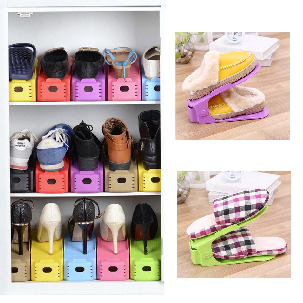 Adjustable Shoes Rack v2