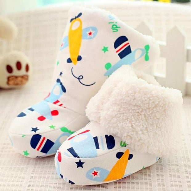 Prewalker Baby Shoes