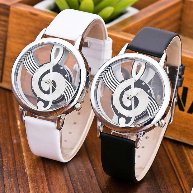 Chic Musical Note Watch