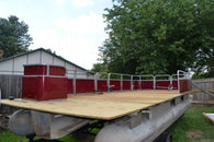 Pontoon Deck Parts