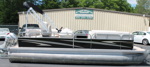 Pontoon Graphics Kit - FenceForPontoons.com