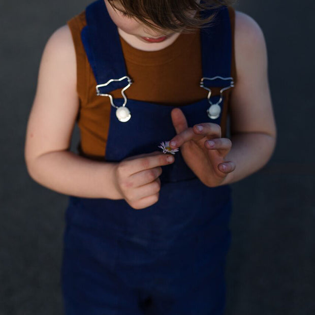 THE DUNGAREE INDIGO