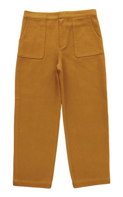 THE TROUSERS RUST ODER ROSE