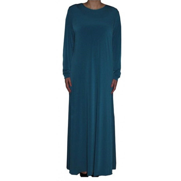 CASUAL TEAL - Husna Collections