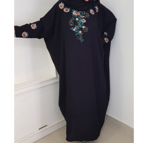 ZAHRA ABAYA - Husna Collections