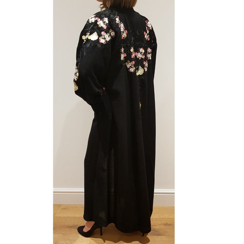 SAHRA ABAYA - Husna Collections