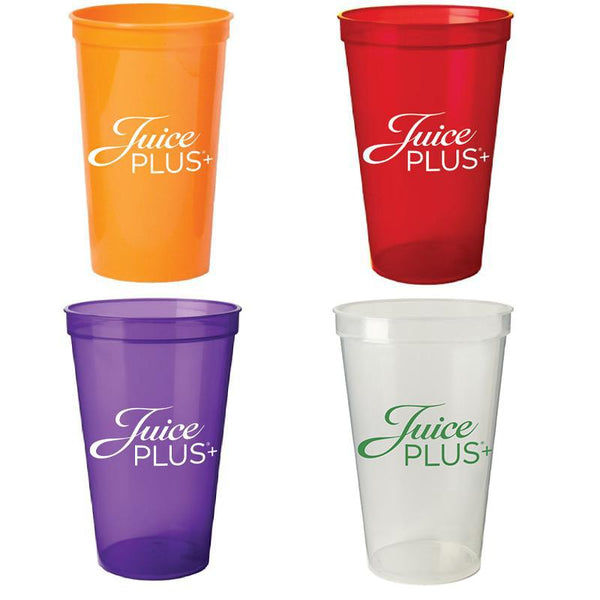 Juice Plus Stadium Cups 22.oz - Juice Plus+ Promotions