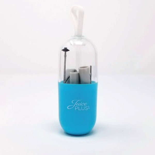 Reusable Silicone Straw with Case - Juice Plus+ Promotions