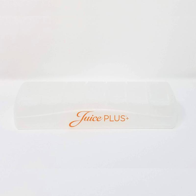 Jumbo 7-Day Capsule Holder - Juice Plus+ Promotions