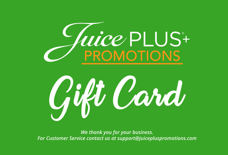 """Gift Card"" - Juice Plus+ Promotions"
